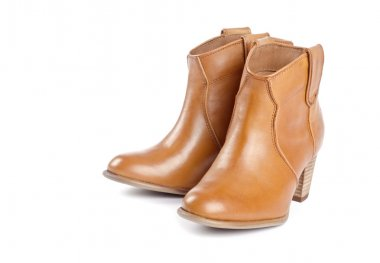 Women's Cowboy Leather Boots