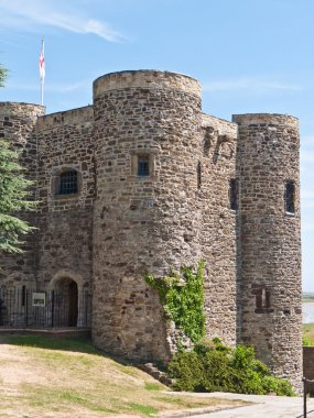 The Ypres tower section of the Rye Castle in Southern UK