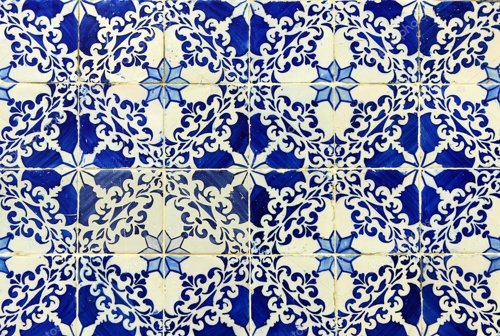 Azulejos Portugiesische Fliesen Stockfoto Tiagoladeira - Portugiesische fliesen azulejos