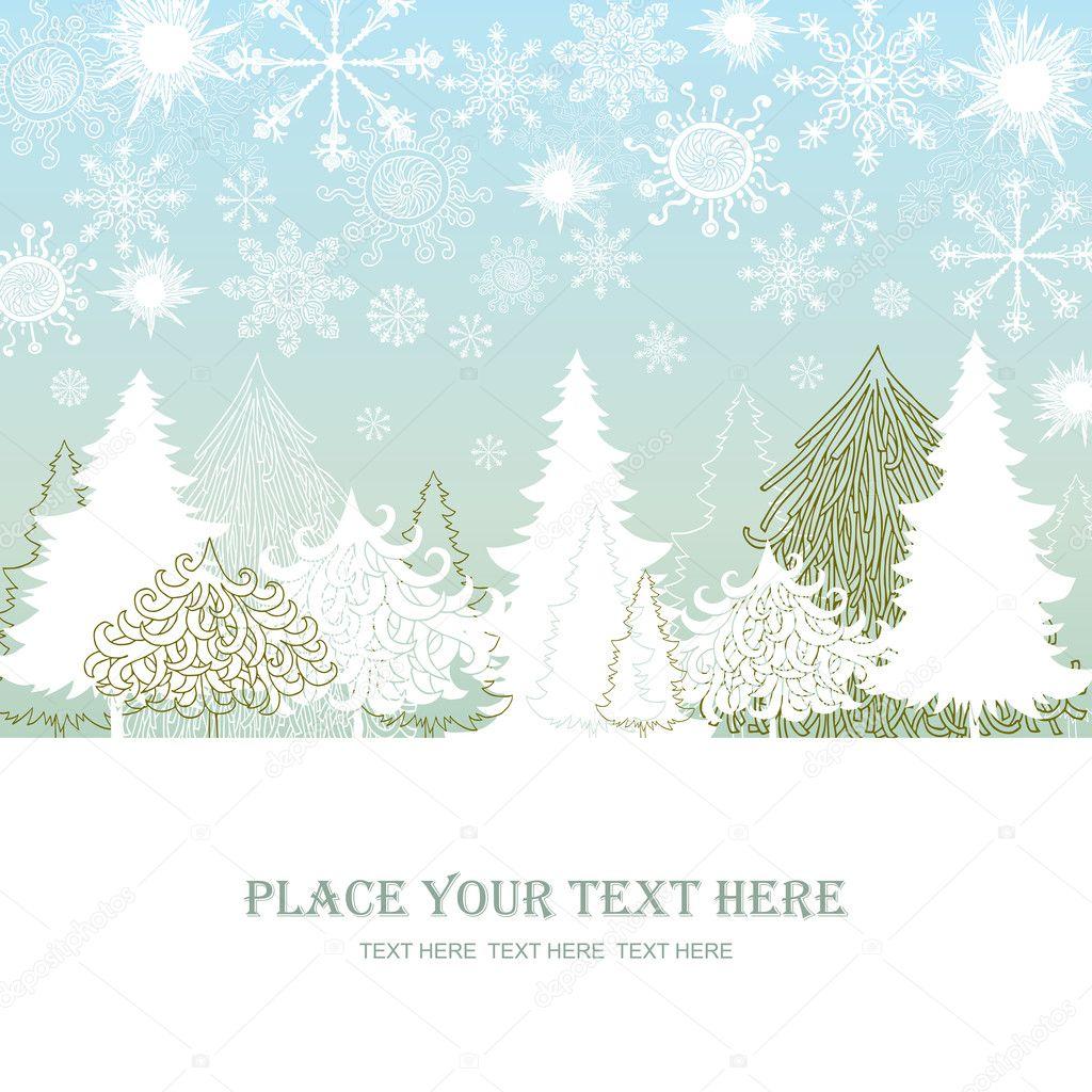 ᐈ Cartoon Christmas Tree Stock Pictures Royalty Free Christmas Tree Cartoon Images Download On Depositphotos