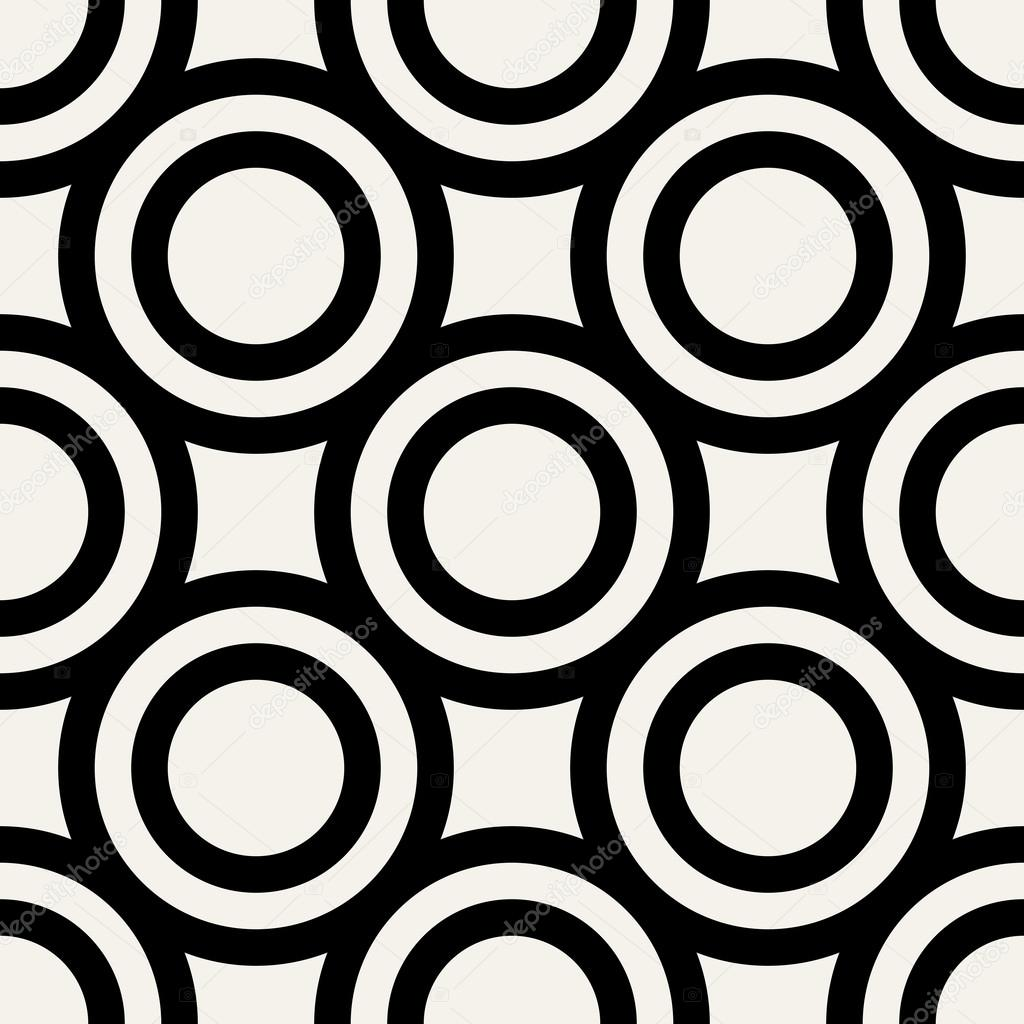 Background 1960s Template Abstract Geometric Background