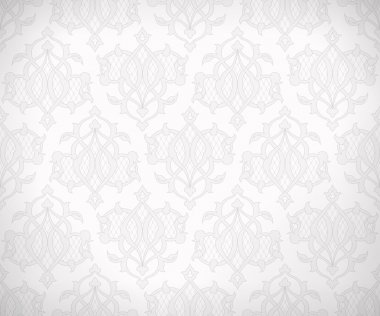 Vintage seamless pattern for background design