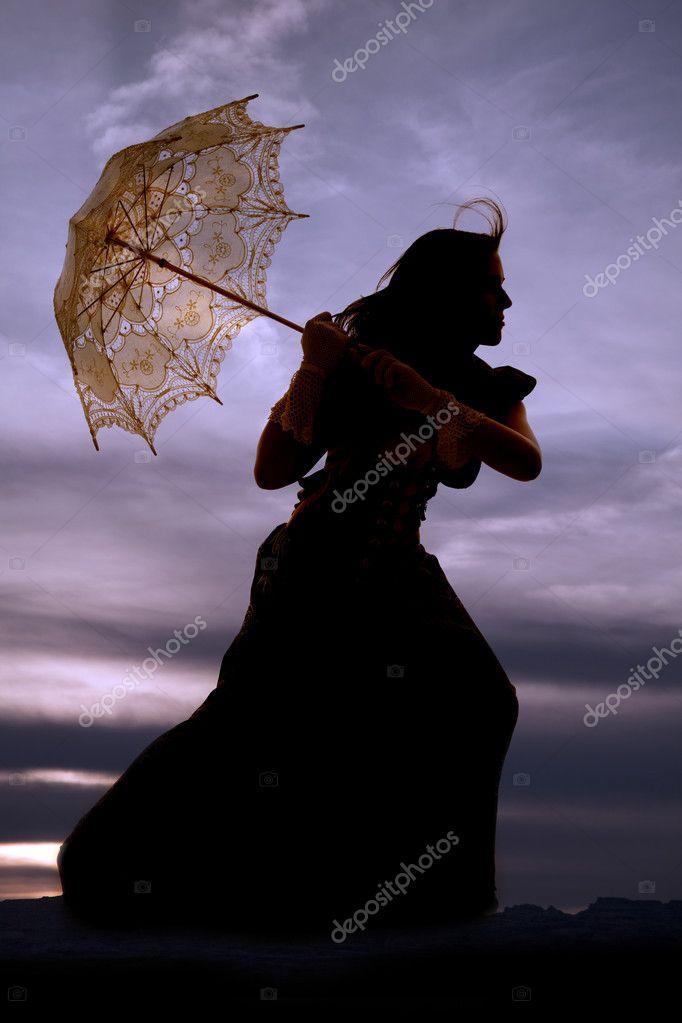 wind sky silhouette