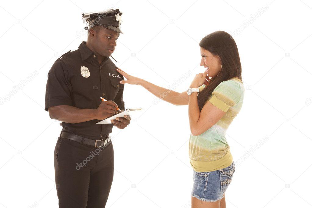 Fatti per uscire con un poliziotto