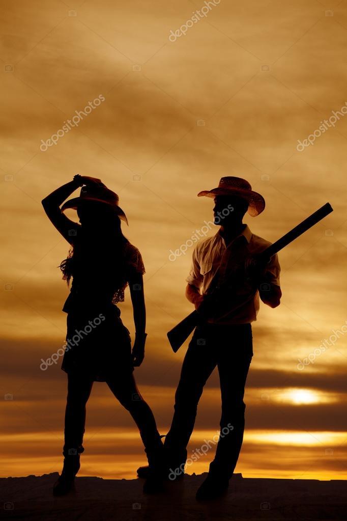 Cowgirl datiert Website