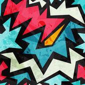 Fotografia astratti graffiti seamless texture con effetto grunge