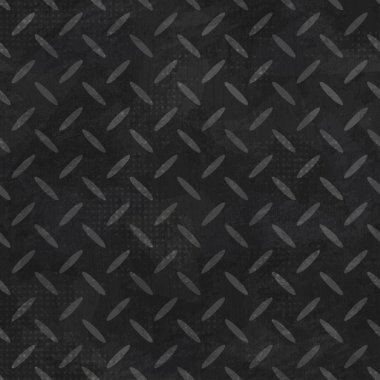 Rubber seamless pattern with grunge effect