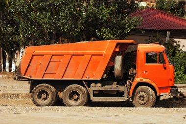 roadwork truck