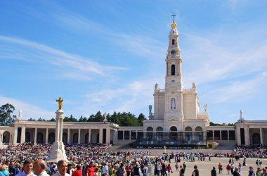 Fatima Sanctuary, Portugal