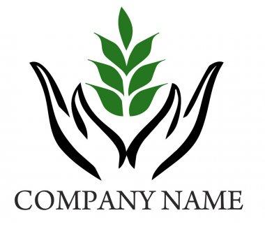Eco protection logo