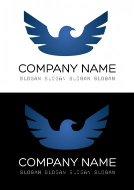 Logo - a bird