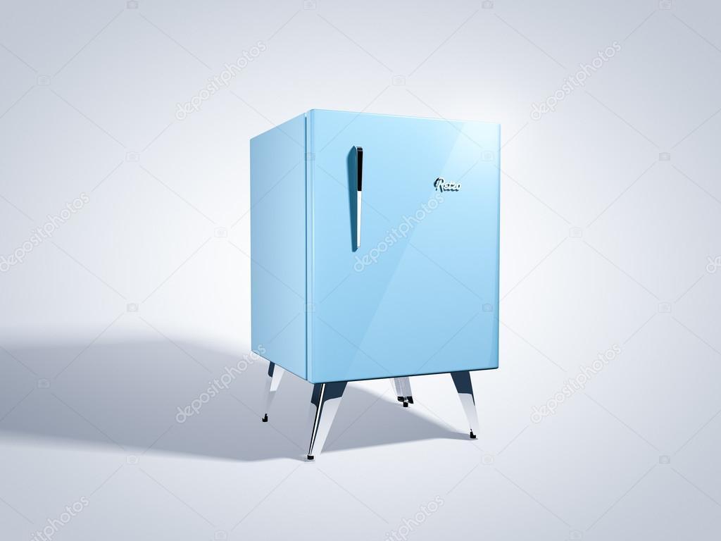 Retro Kühlschrank Günstig Kaufen : Retro kühlschrank u stockfoto remixon