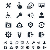 Nastavení ikony