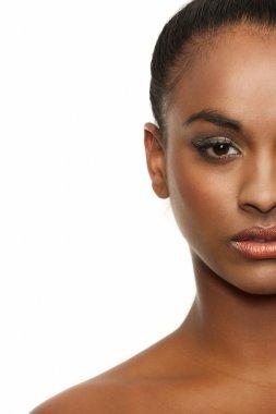 Mixed Race Beauty