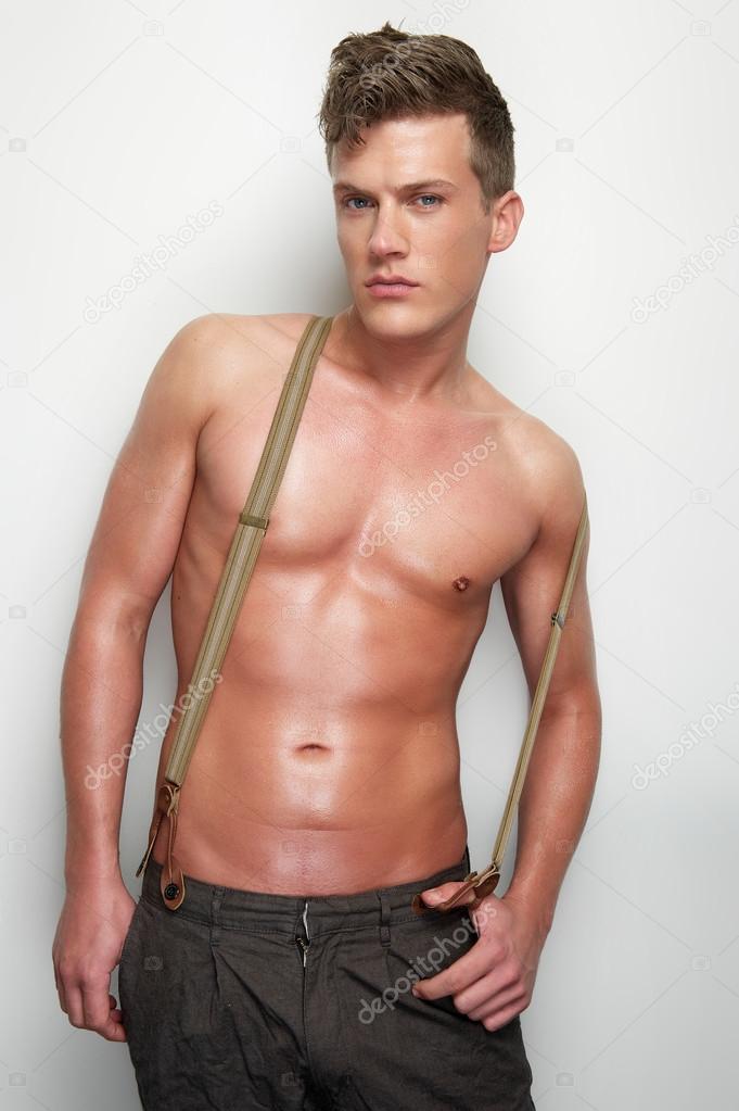 sexy oberkörper mann