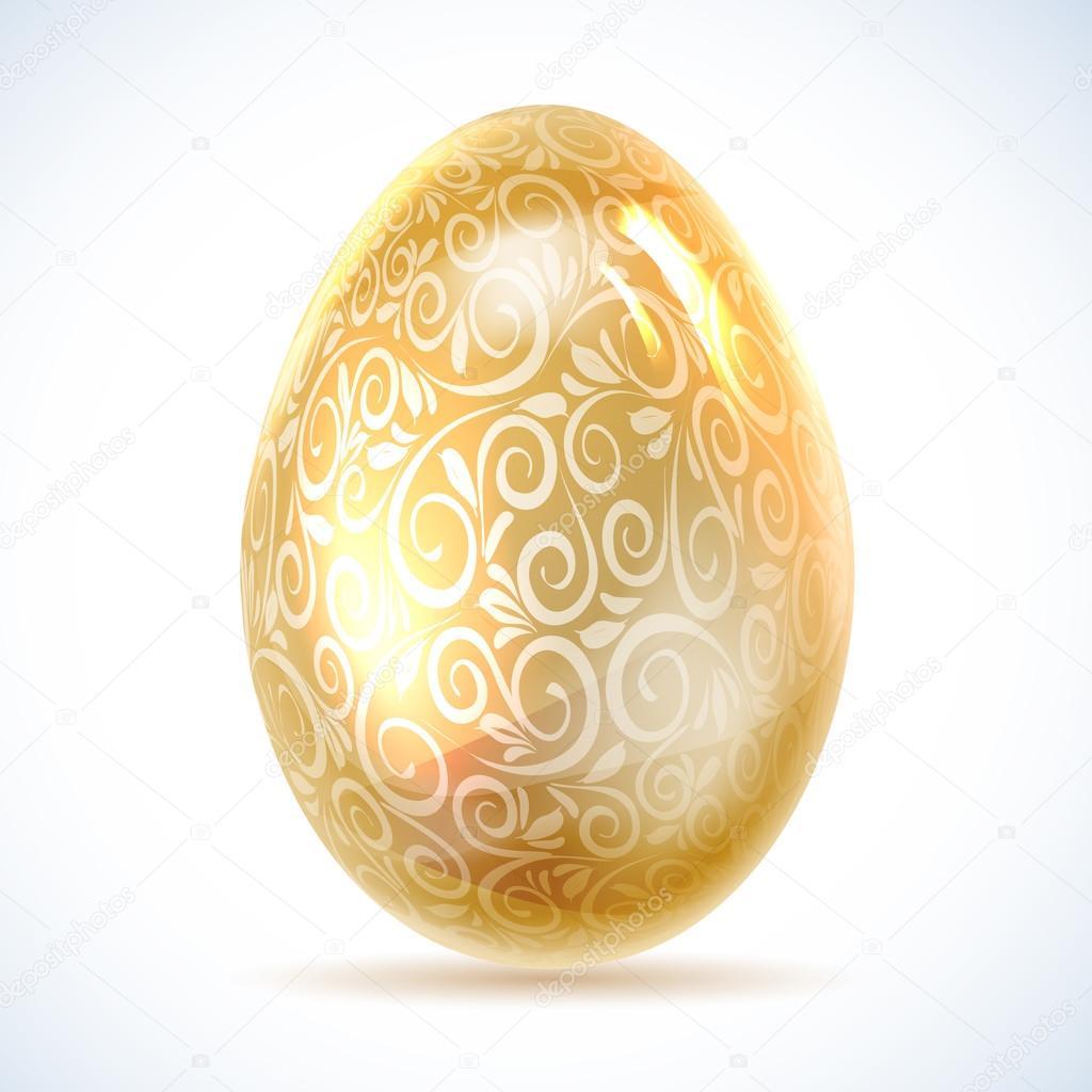Golden egg.