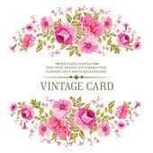 luxus Rózsa színkártya.