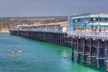 Santa Cruz Wharf