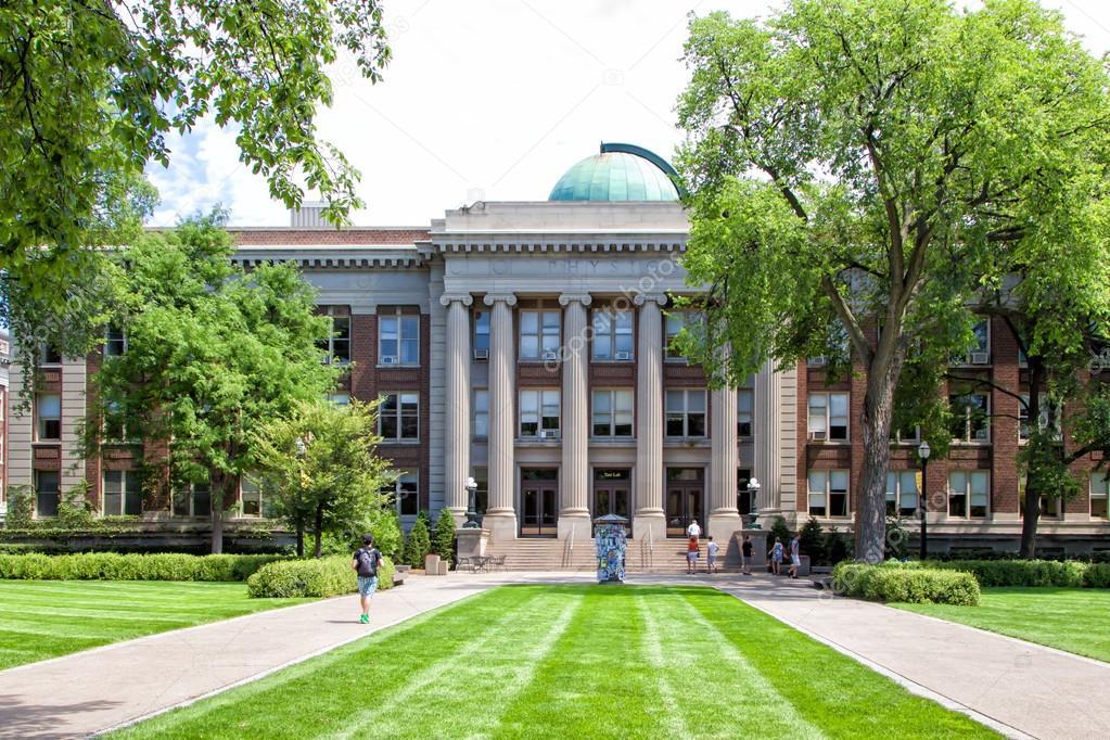 Historic Tate Laboratory of Physics