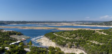 Lake Travis Panorama