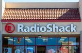 Radioshack Einzelhandelsgeschäft Außen