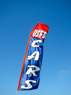 Automobile Dealership Sign
