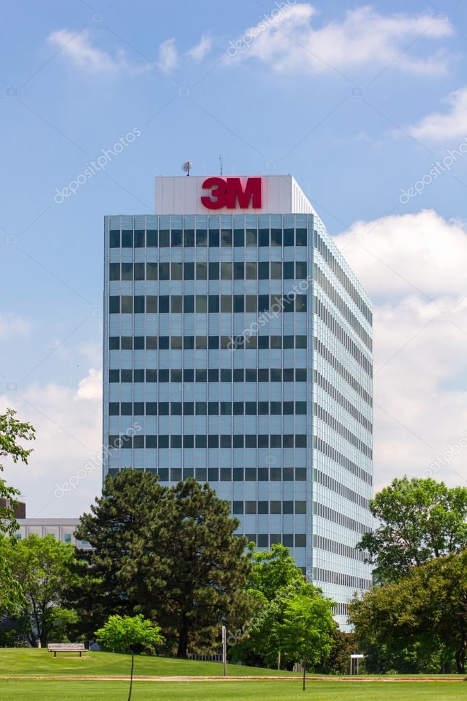 3M Corporate Headquarters Building – Stock Editorial Photo
