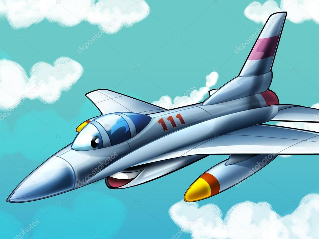 How To Draw Plane Jet Cartoon Images Www Pixshark Com Images Galleries