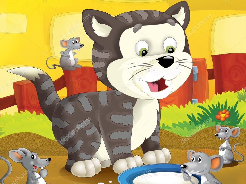 Fattoria educativo animali nomi cartone animato educativo