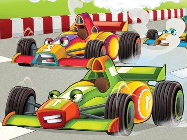Formula race