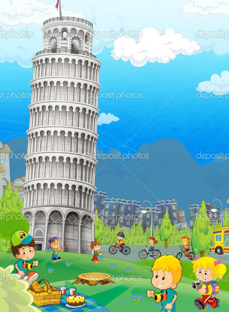 foto de la arquitectura icónica e histórica de Europa con la