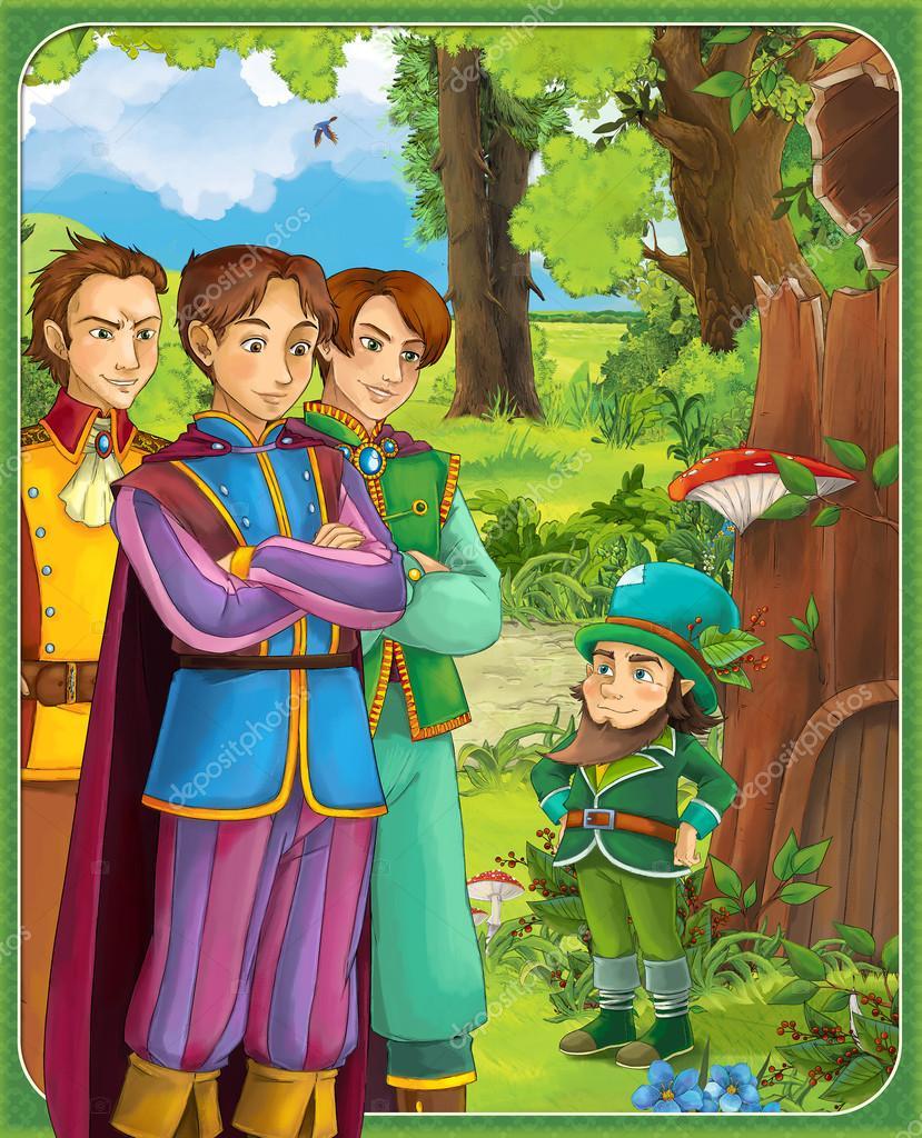 Illustration Für Die Kinder
