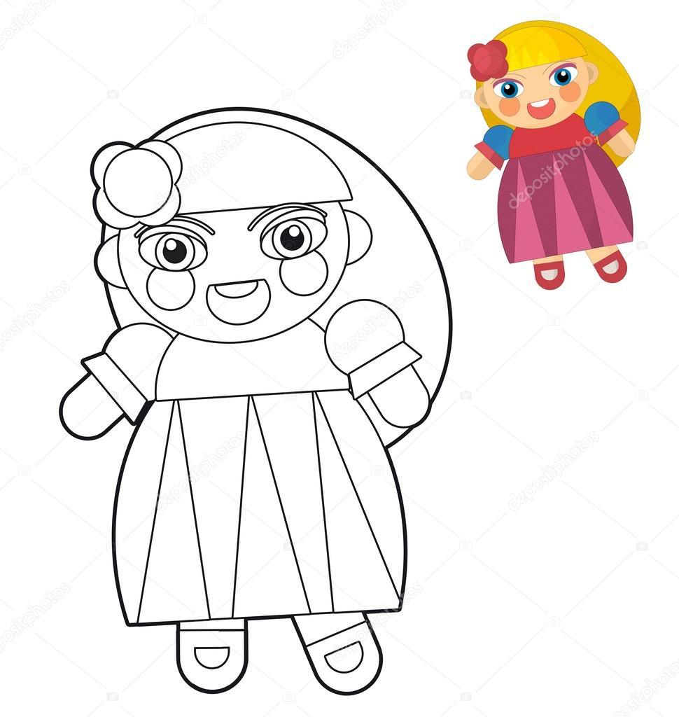 Kız Erkek Bebek Sayfa Boyama çizim çocuklar Için