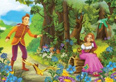 The fairy tales mush up