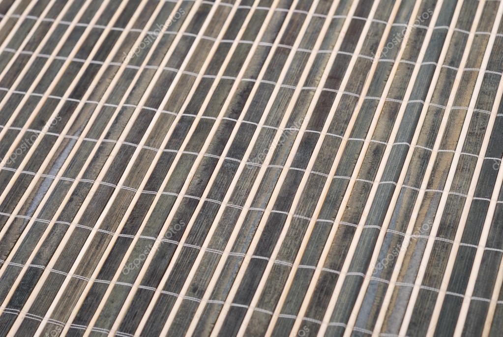 Hintergrund Aus Bambus Tischdecke Stockfoto C Soleg 12118770