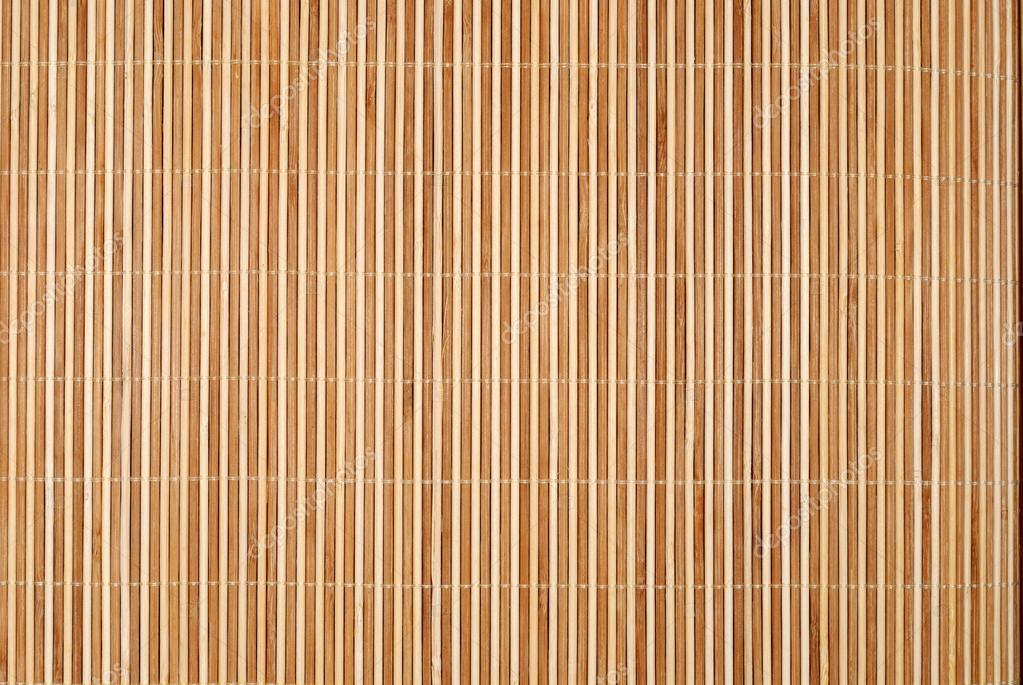 Superieur Background From Bamboo Table Cloth U2014 Stock Photo