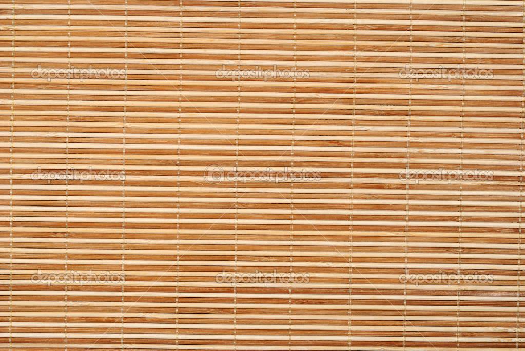 Hintergrund Aus Bambus Tischdecke Stockfoto C Soleg 12119706