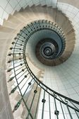 Photo lighthouse staircase
