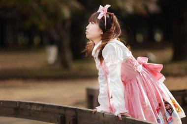 japanese lolita cosplay