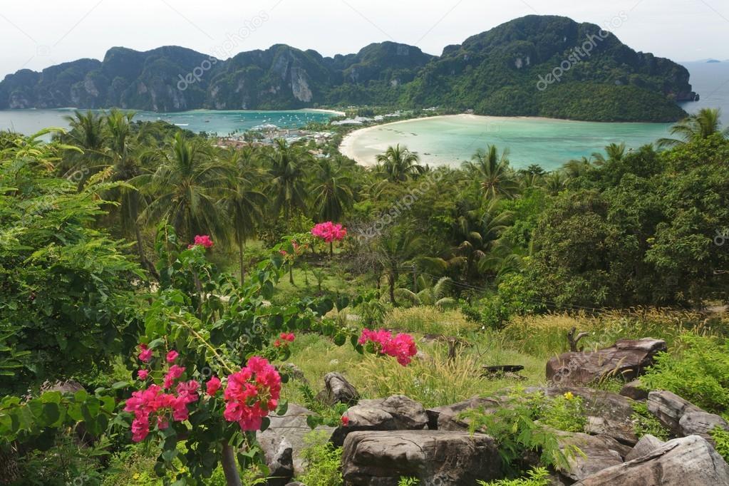 ko phi phi island viewpoint