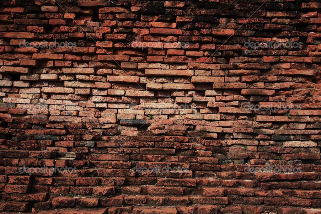 Стена кирпич фон