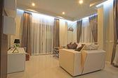 Fényképek modern nappali belső