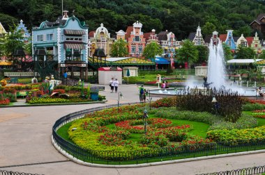 Little Holland in Everland in South Korea