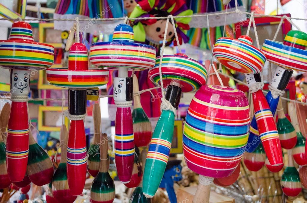Artesanato Mexicano Comprar ~ brinquedos mexicanos u2014 Stock Photo u00a9 auroraangeles #45197187