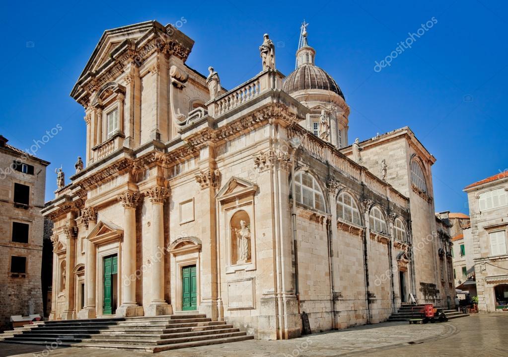 Resultado de imagen de catedral de dubrovnik croacia