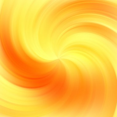 Abstract fire colors rotating swirl background