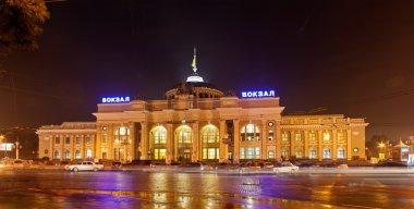 Odessa Main Rail Station