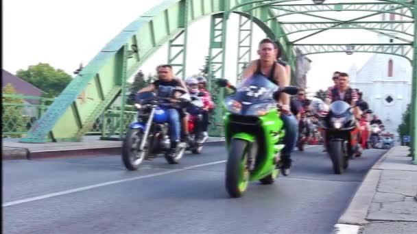motocyklů