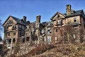 Fotografia scuola abbandonata di bennett per ragazze