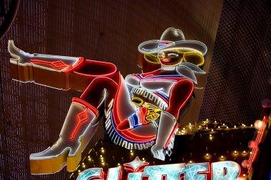 Las Vegas cowgirl